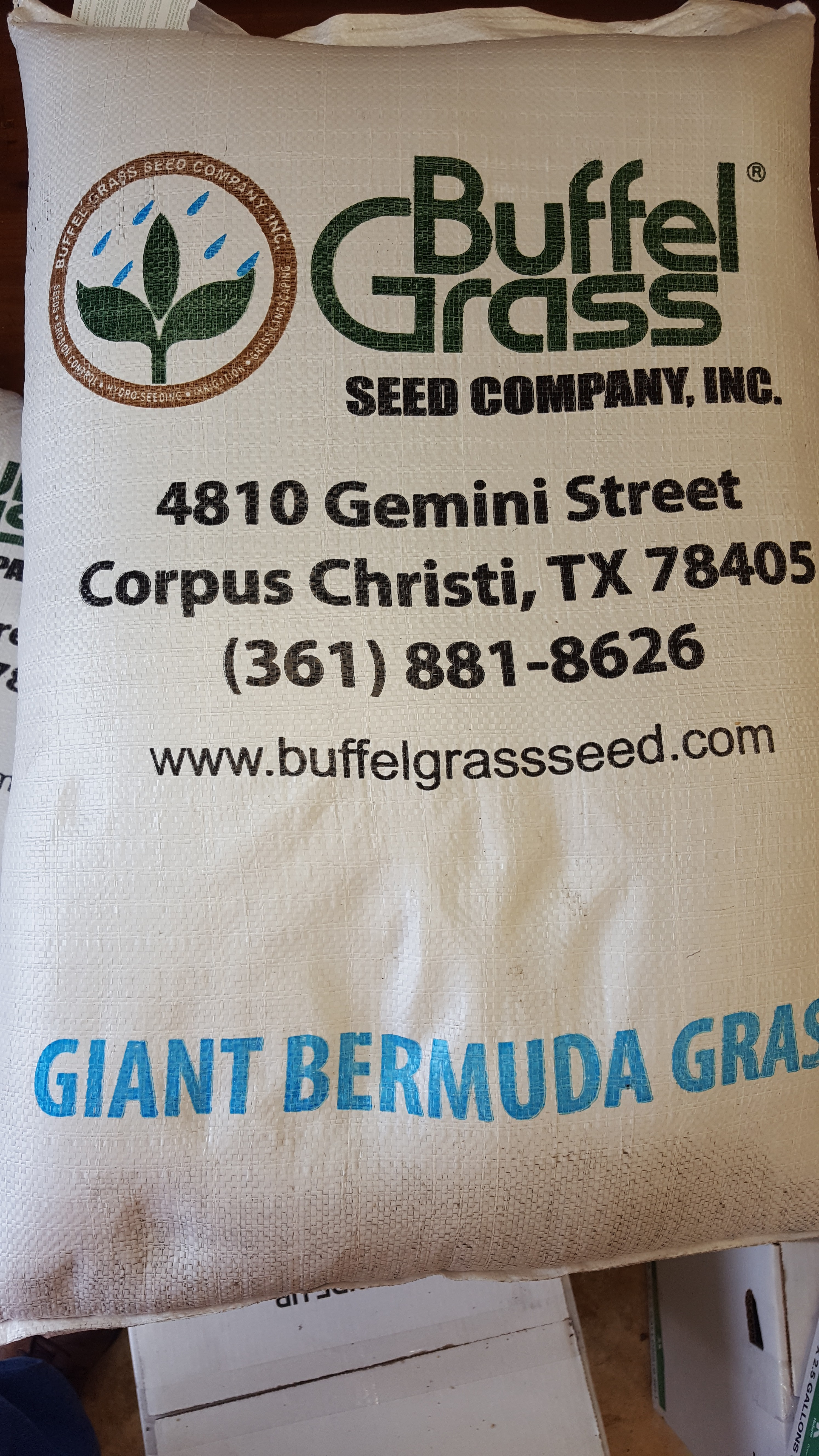 Giant Bermuda Bag